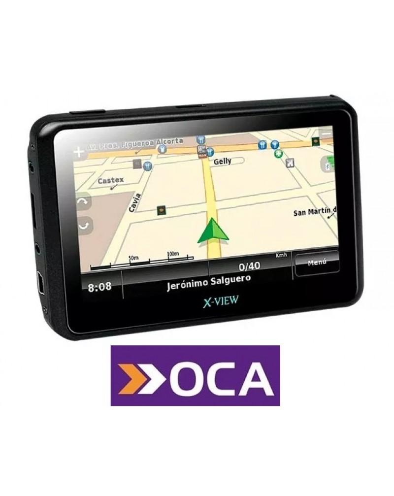 GPS 4.3 Pulgadas X-view Navigator WS2 Velocidad Guia para Autos