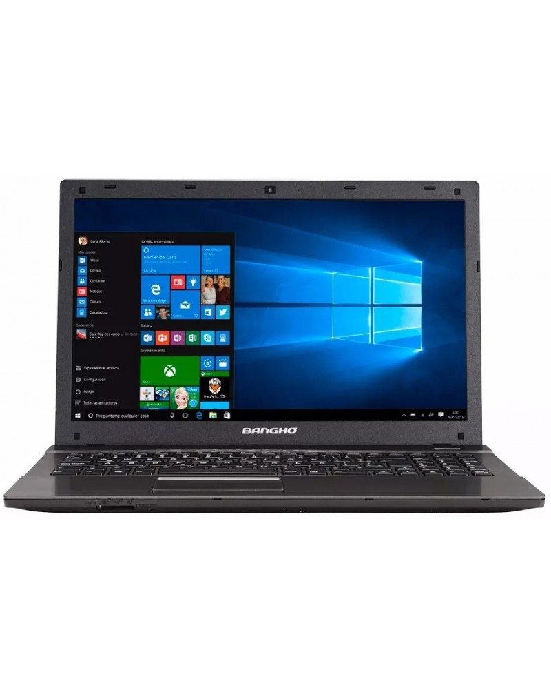 Notebook Banghó Max Intel Core I7 8gb 1tb 15.6¨ Windows10