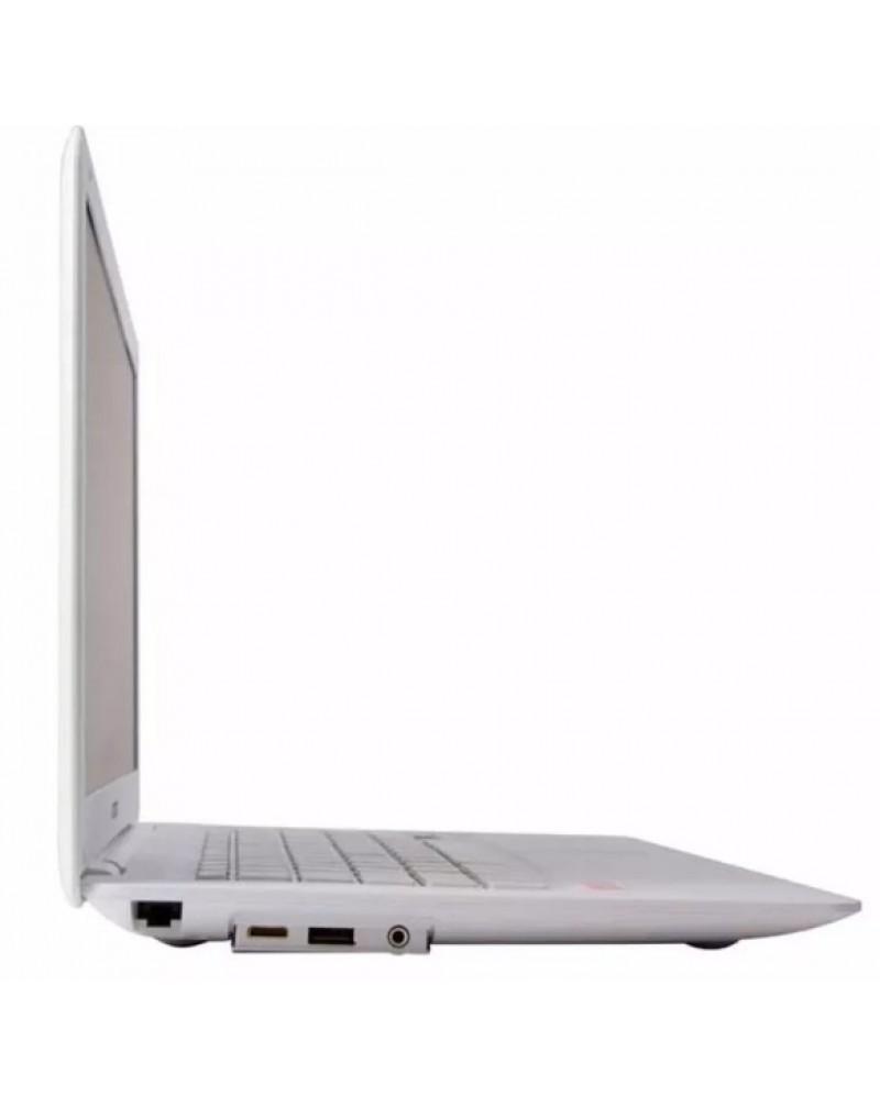 Notebook PCBOX Intel Dual Core HD - Led 14 - Disco 320gb - Color Blanca