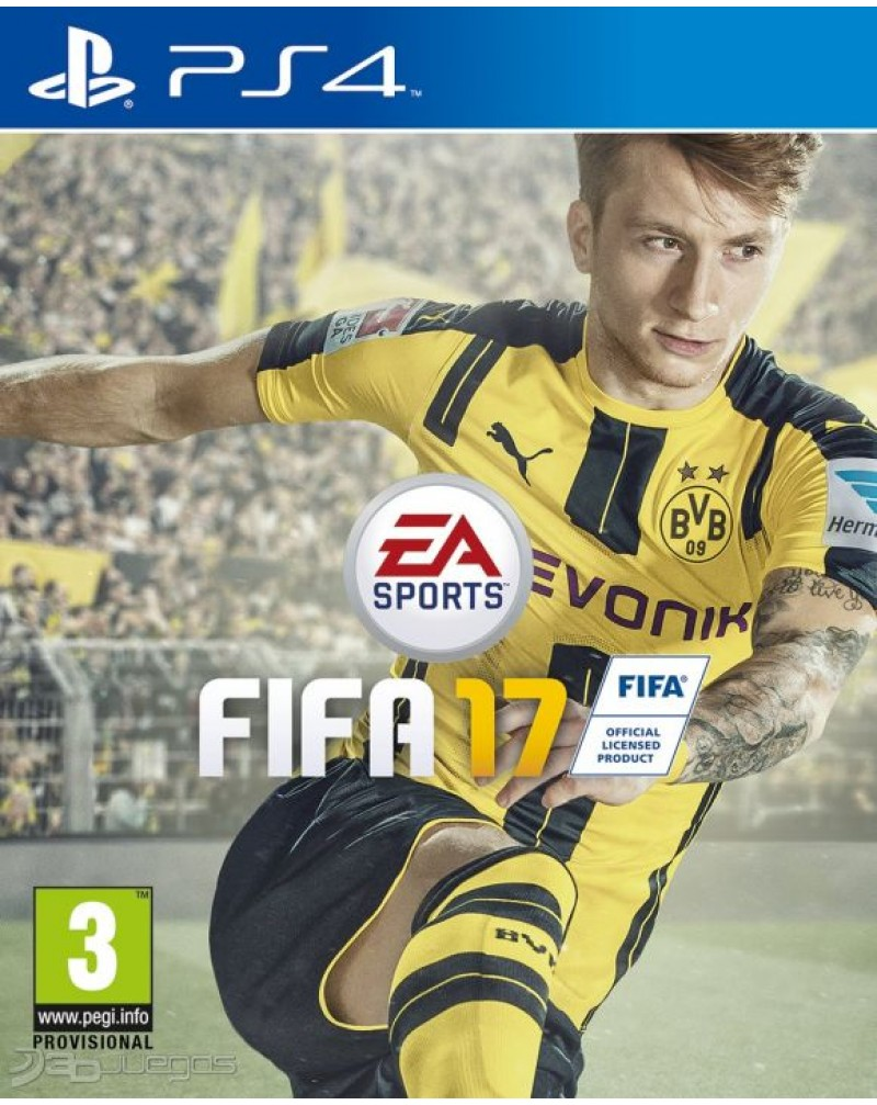 FIFA 17 Standard Edition (digital)